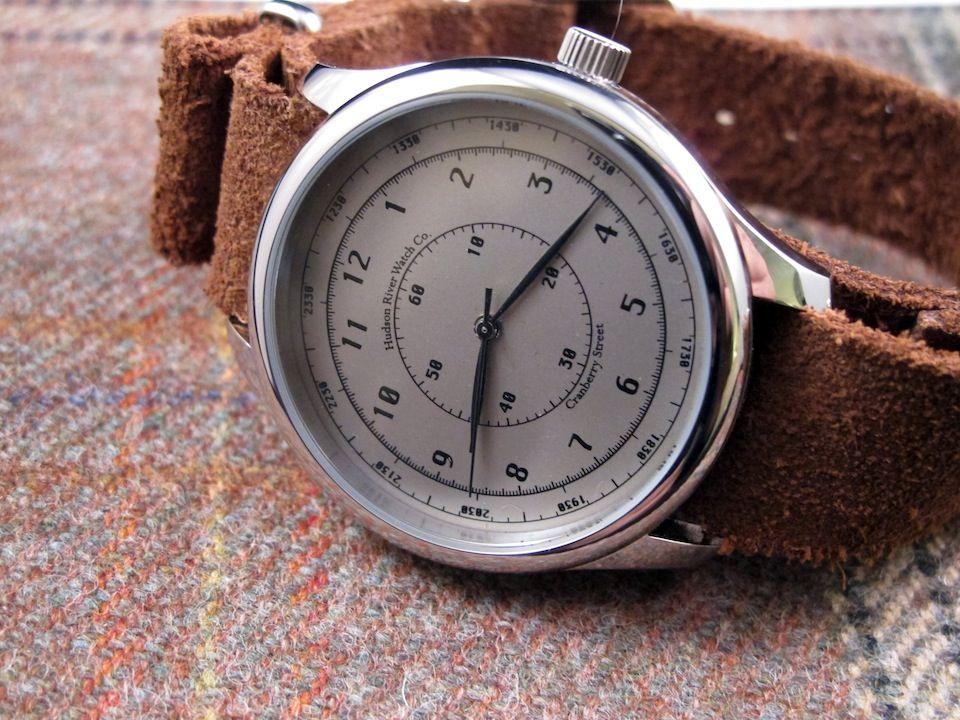Hudson River Watch Co - LiveDapper   Fashion   Lifestyle   Culture