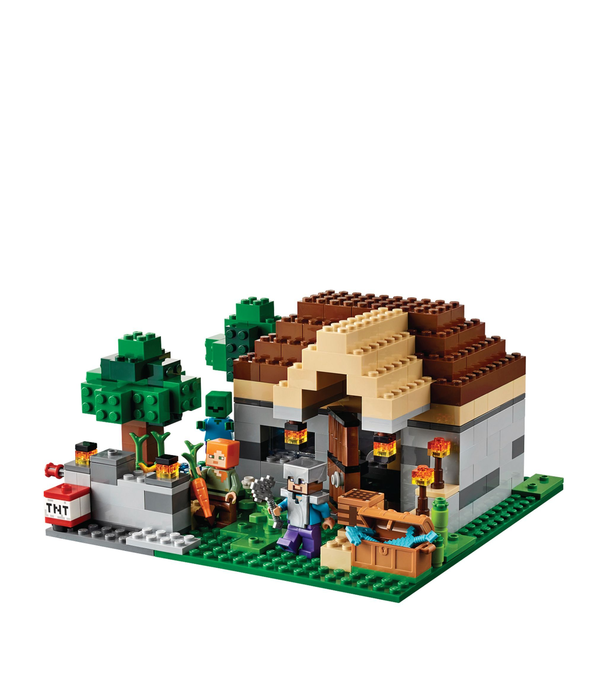 Lego Minecraft The Crafting Box 3 0 Set Harrods Cn Ad Sponsored Crafting Box Lego Minecraft Harrods In 2020 Craft Box Lego Minecraft Crafts
