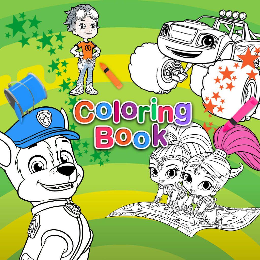 Preschoolers Learning Games - Educational Fun - Nick Jr. | soup + ...