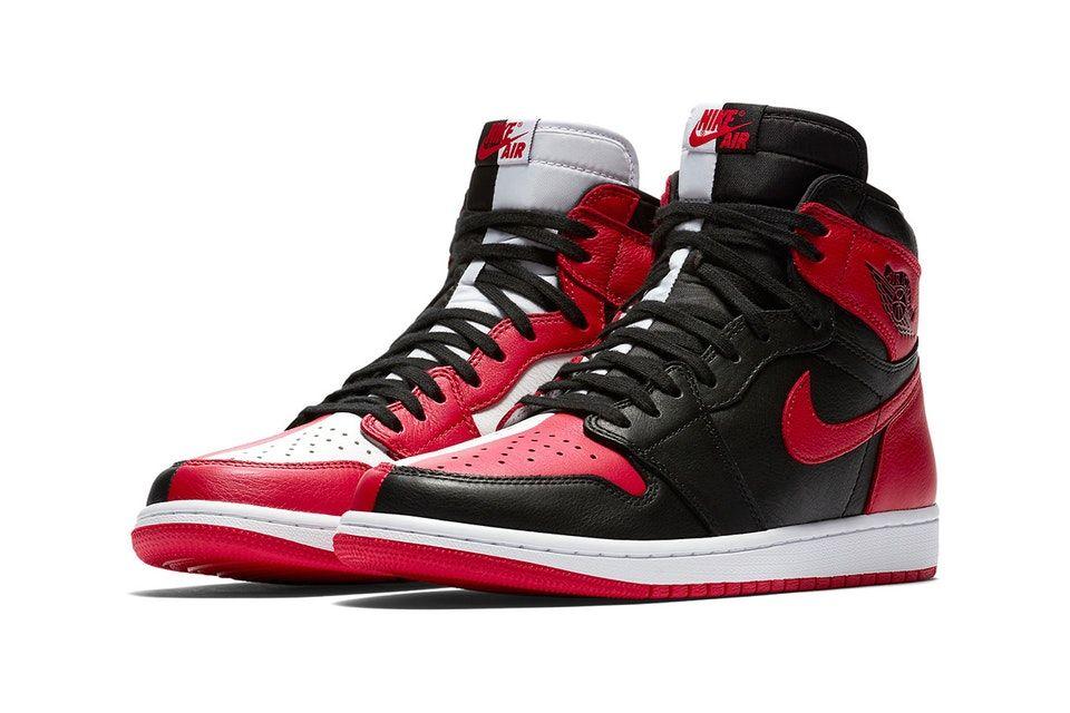 Take an Official Look at Air Jordan 1