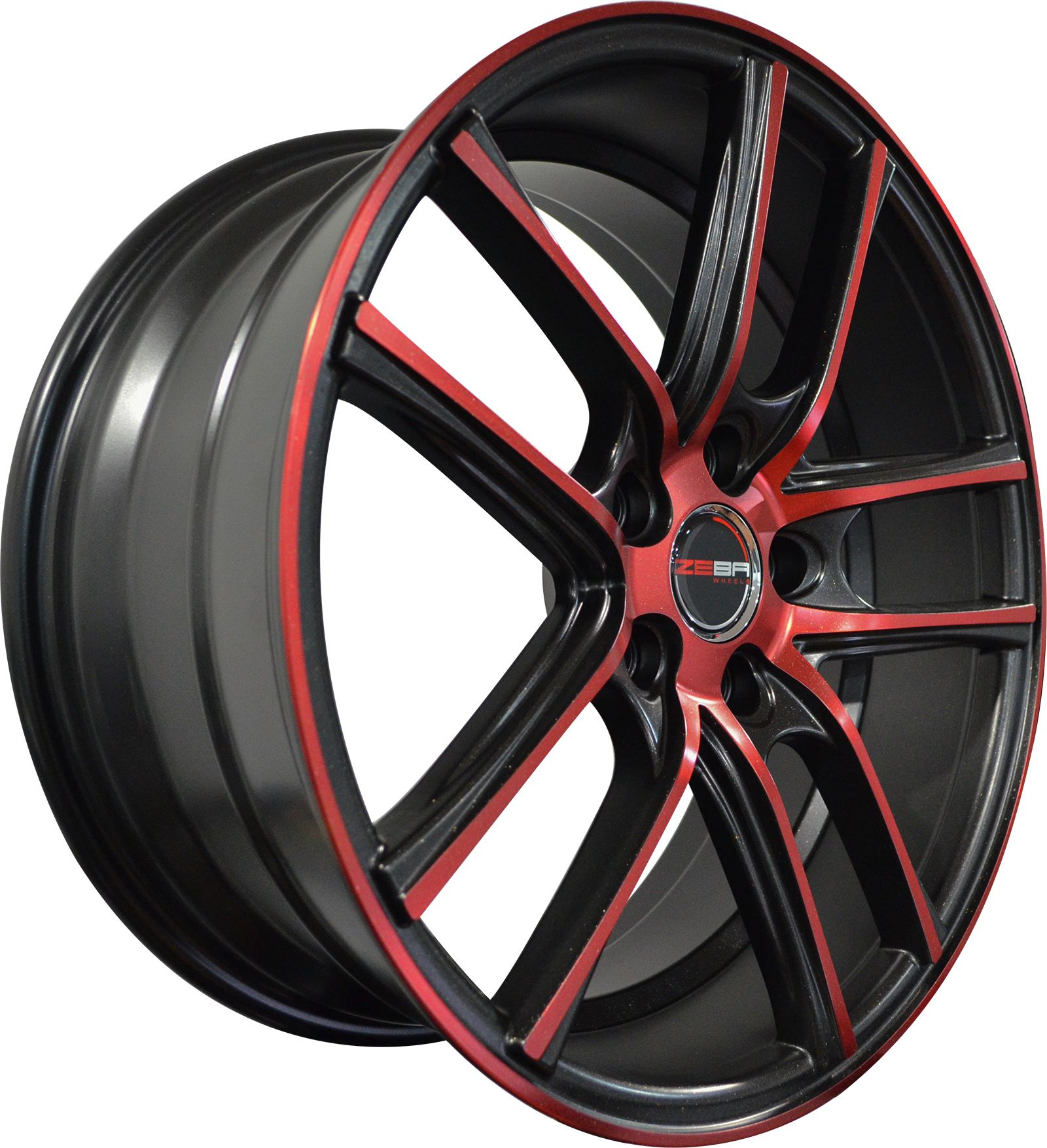 RIGHT ZERO MATTE BLACK RED GWG WHEELS (With Images)