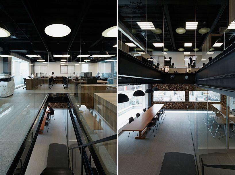 makoto yamaguchi design bosco factory conversion tokyo designboom