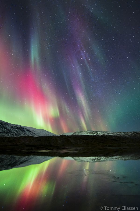Space by Tommy Eliassen, via 500px