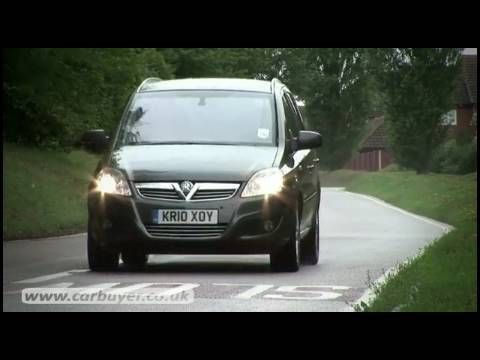 Vauxhall Zafira Review Carbuyer Ray Ban Men Latest Fashion