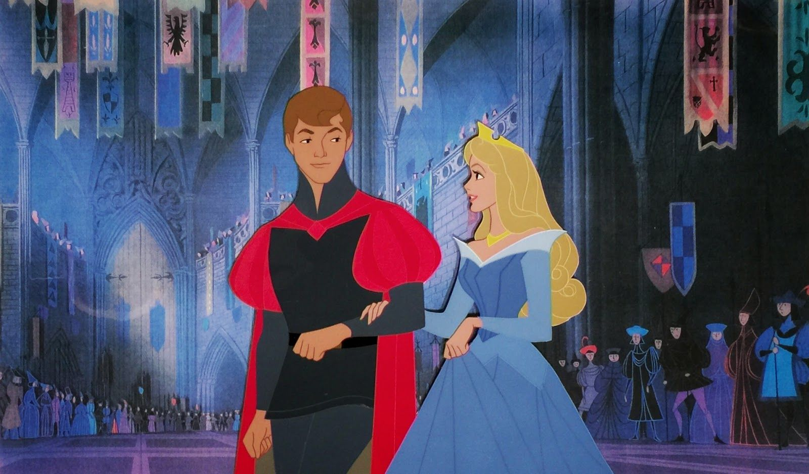 Uncategorized Aurora And Prince Phillip sleeping beauty 1959 prince philip and princess aurora disney aurora