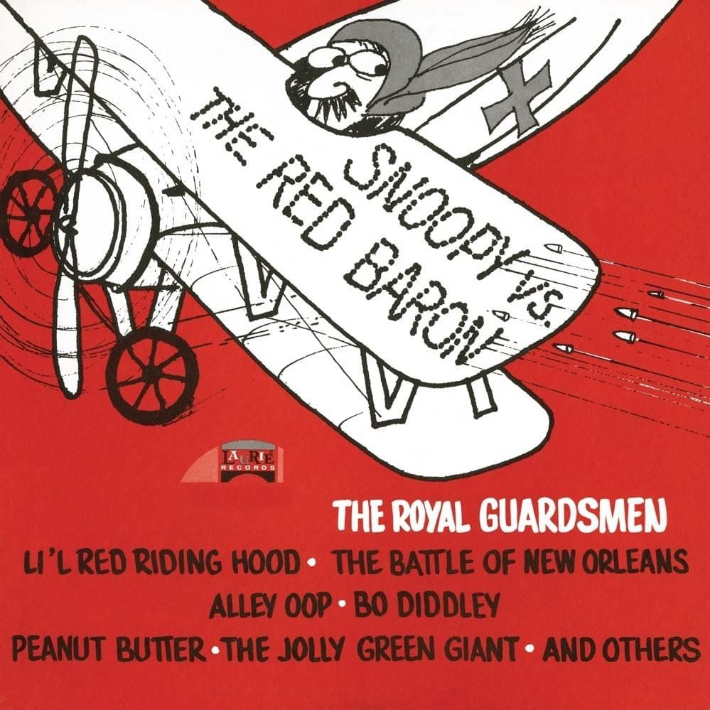 The Royal Guardsmen Snoopy Vs The Red Baron Lyrics Genius