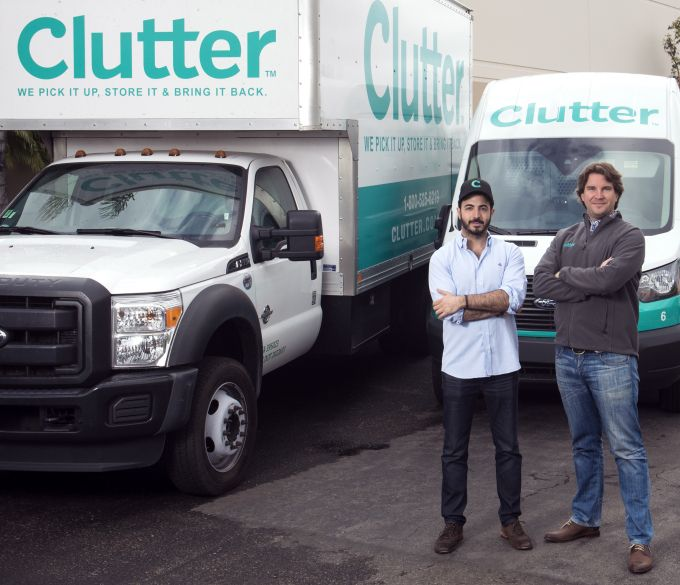 Clutter on-demand storage services packs up $20 million from Sequoia