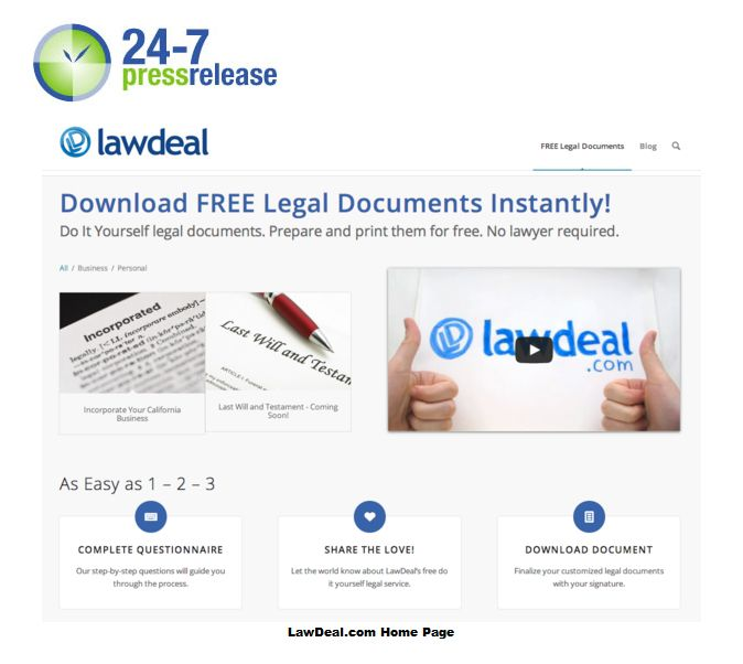 Does LawDeal.com Make Lawyers Obsolete? New Online Service