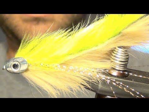 Fish Skull Double Bunny Streamer Fly Tying Instructions and Tutorial