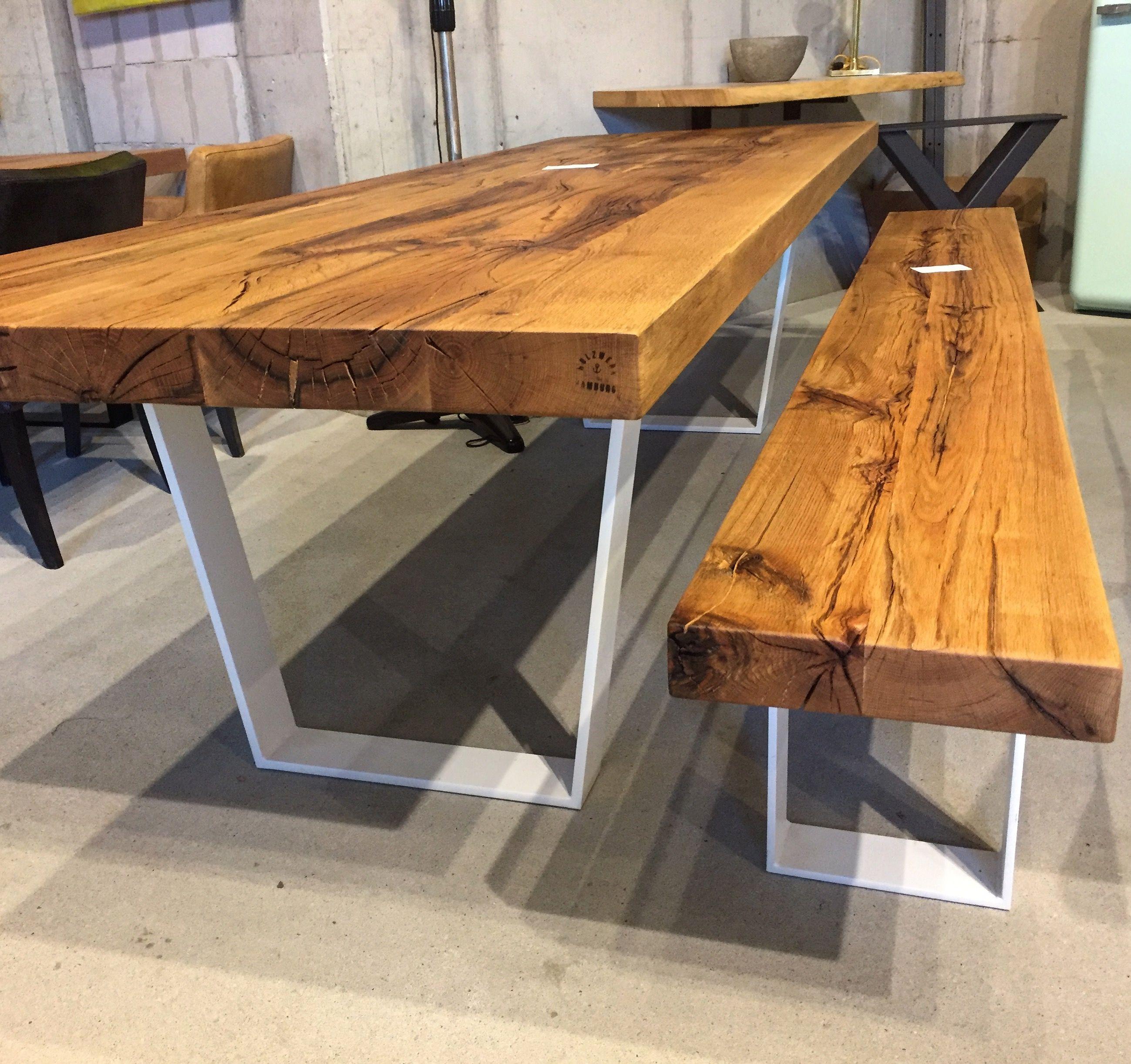 Esstisch Massivholztisch Tisch Holztisch Massiv Nach Maß  Www.holzwerk Hamburg.de
