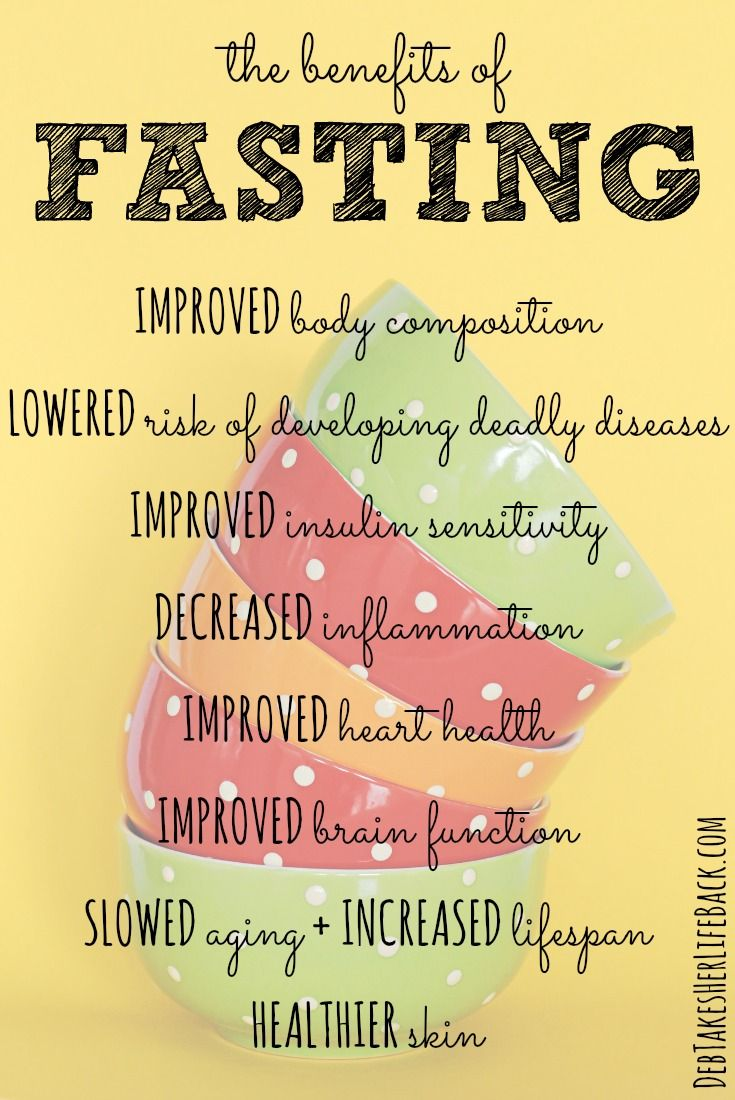 The Benefits of Fasting | 8 Irresistible Reasons t