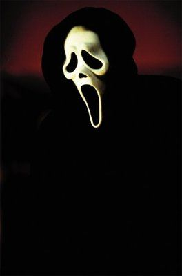 Scream Movie Scary Mask Giant Poster A0 A1 A2 A3 A4 Sizes