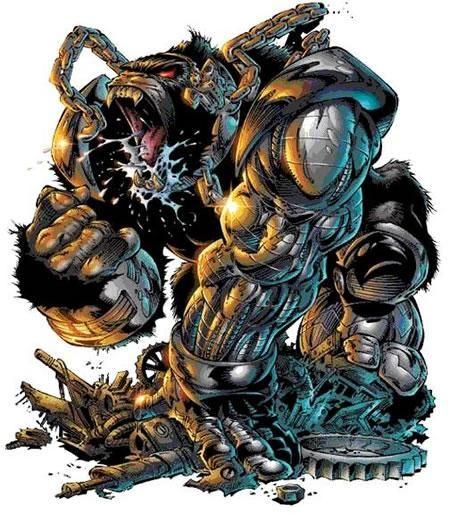 Get your hands off me, you dirty cyborg ape! - Forum - DakkaDakka | Insert witty quote here.
