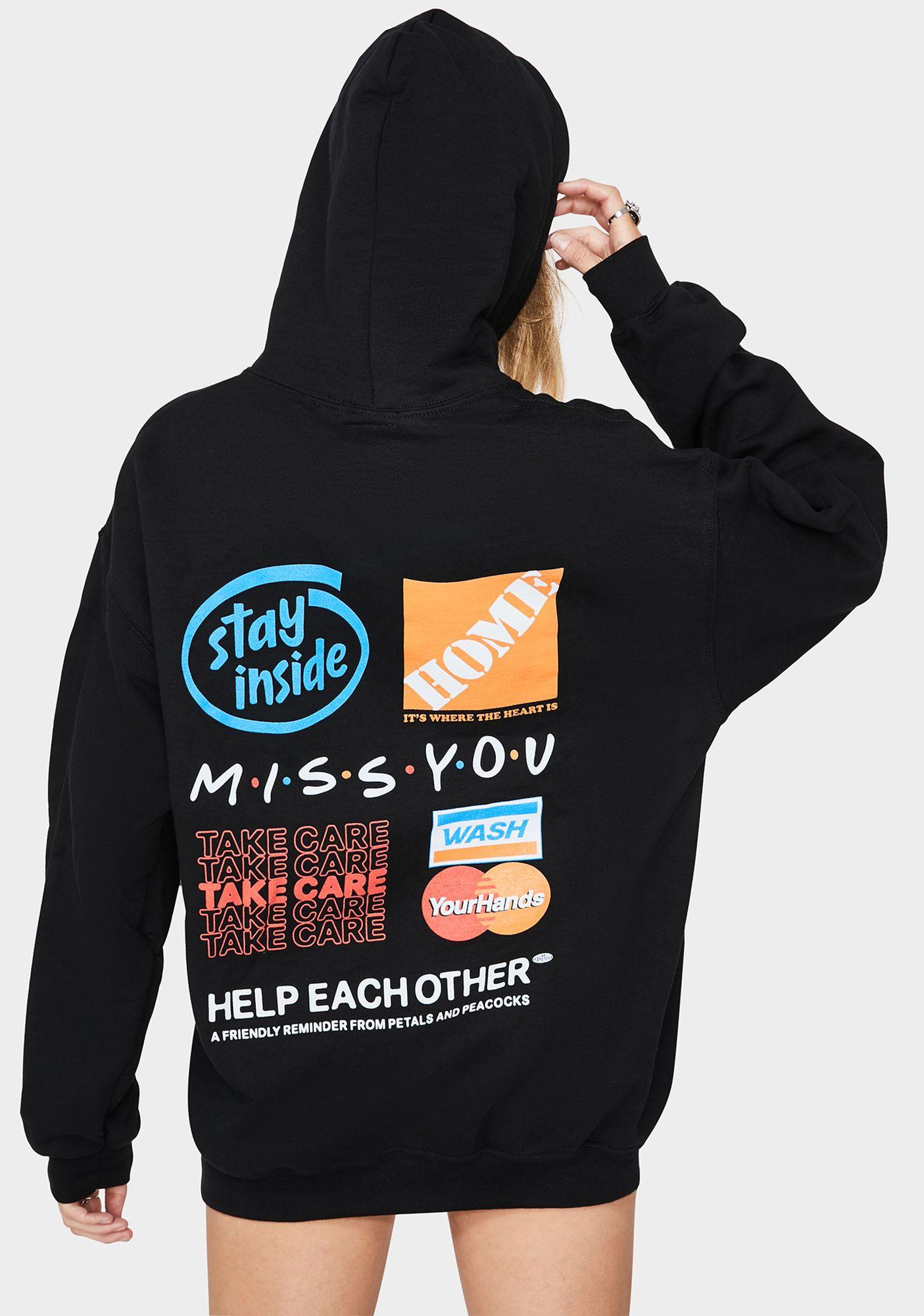 Help Each Other Graphic Hoodie In 2021 Graphic Hoodies Hoodies Sweatshirt Designs [ 2000 x 1405 Pixel ]