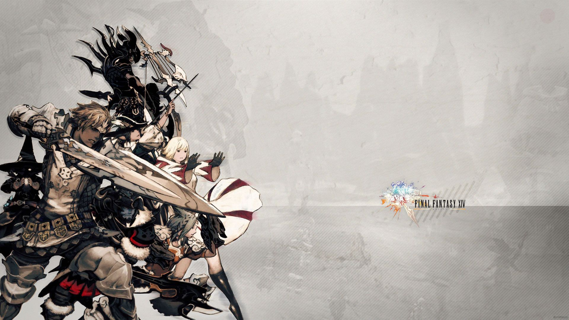 Ffxiv Wp20 Jpg 1920 1080 Final Fantasy Wallpaper Hd Wallpaper Final Fantasy