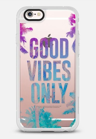 coque iphone 6 good vibes only