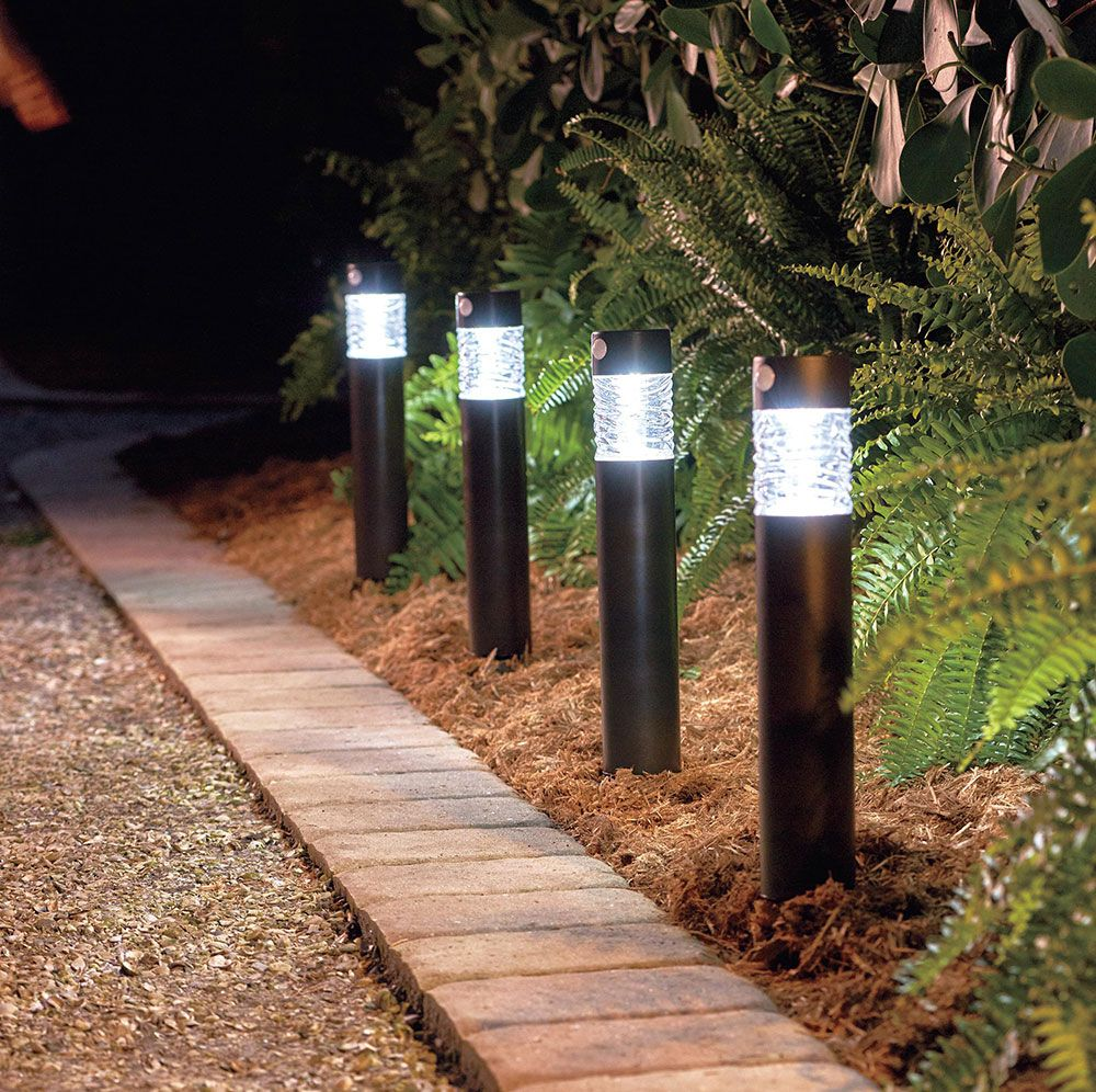 27 outdoor lighting ideas for stylish your garden outdoor these outdoor lighting ideas will shed some light on your own backyard design aloadofball Image collections