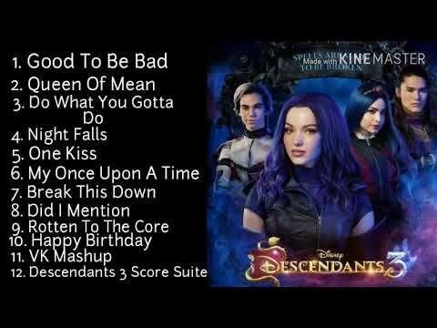 Decsendientrs 3 Cancion Youtube Canciones De Descendientes Canciones Descendientes 3