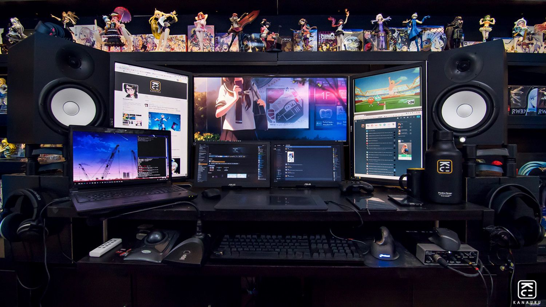 Pc masterrace Gaming setup, Setup, Display