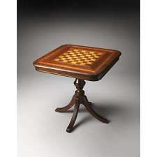 Butler Game Table, Antique Cherry - 4112011