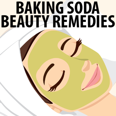 how to get clear skin fast with baking soda