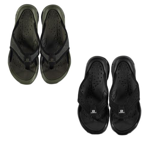 Salomon Hombre Zapatos de Verano Sandalias Chanclas de Baño ...
