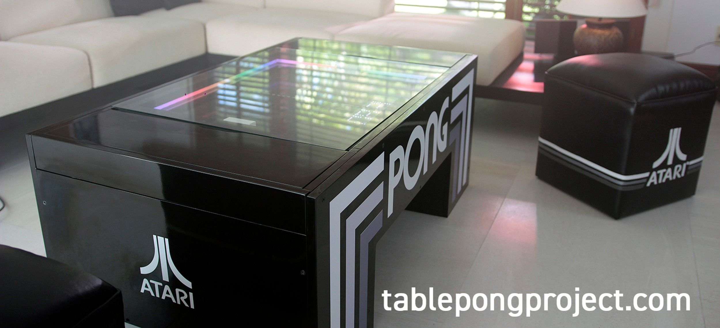 The Atari Pong Table That Everyone Is Talking About Get Into The