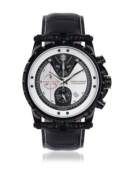 298696df4362 Chrono Diamond Reloj con movimiento cuarzo suizo Man 10700 Furia 45 mm en Amazon  BuyVIP