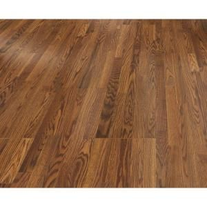 Dupont Montreal Gunstock Laminate Flooring 5 In X 7 In Take Home Sample Discontinued Fs 686613 The Home Depot Laminate Flooring Flooring Laminate