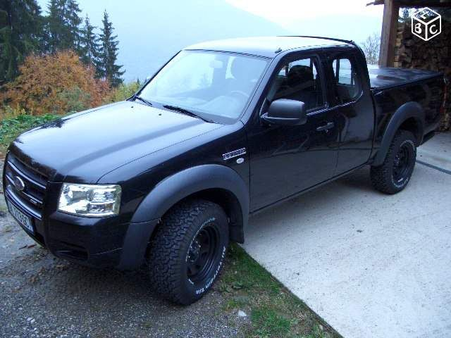 Ford Ranger Voitures Haute Savoie Leboncoin Fr Le Garage De Mes