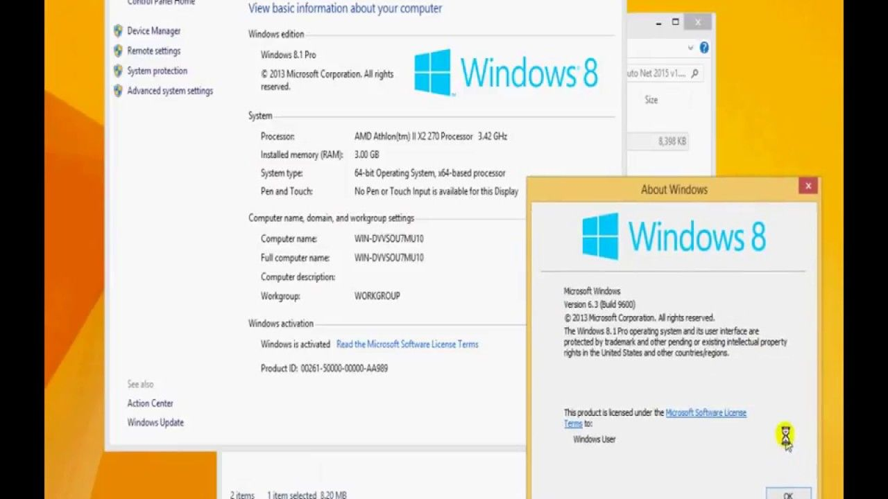 how can i activate windows 8 for free