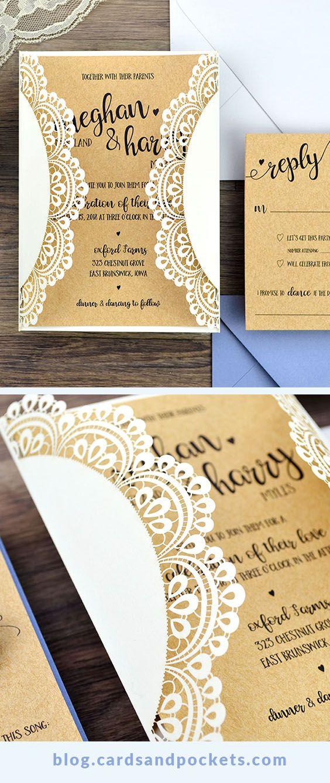 Pin on Invitations/Envelopes