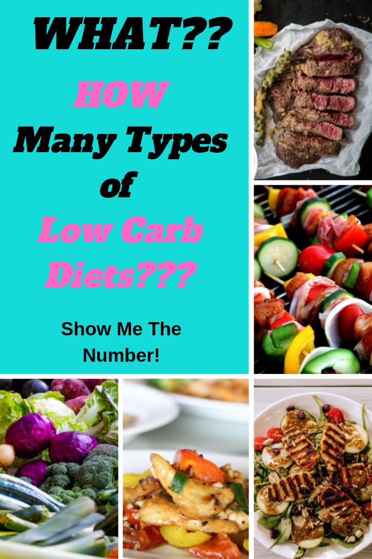 You've heard of low carb, keto and maybe Atkins. How many ...