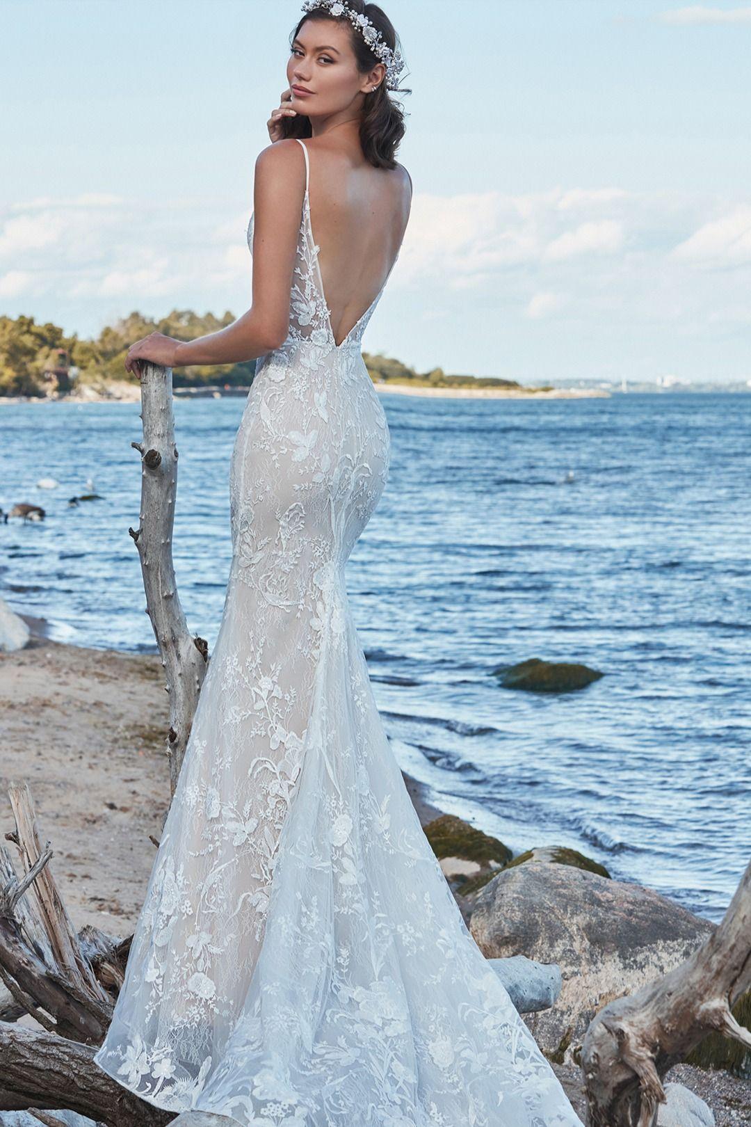 La21106 Analisa Wedding Dresses Backless Wedding Dress Wedding Dresses Lace [ 1620 x 1080 Pixel ]