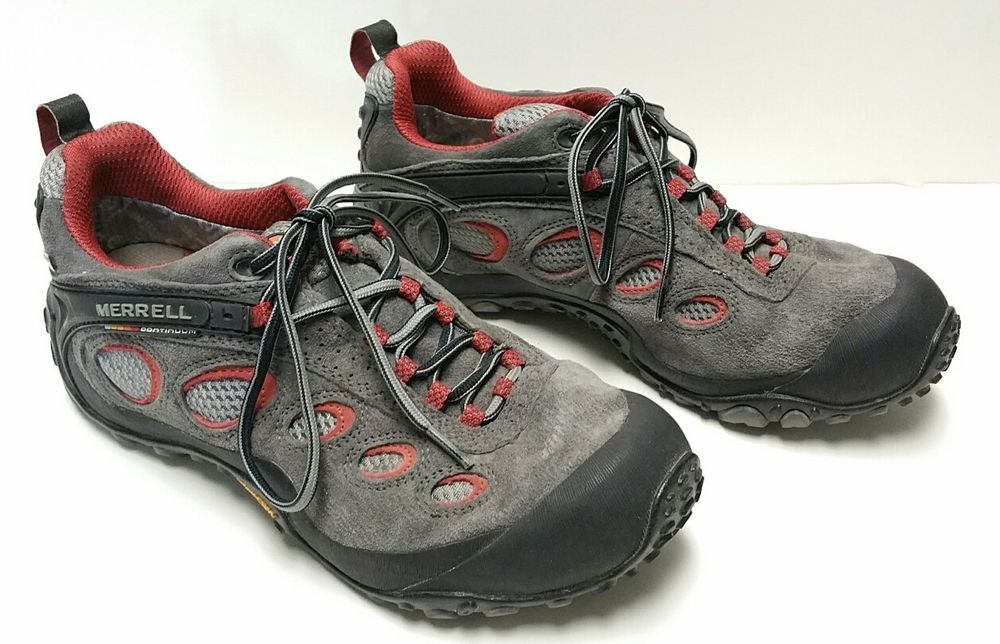 352697d866aa Merrell Gore-tex Hiking Trail Shoes Boots Vibram Continuum