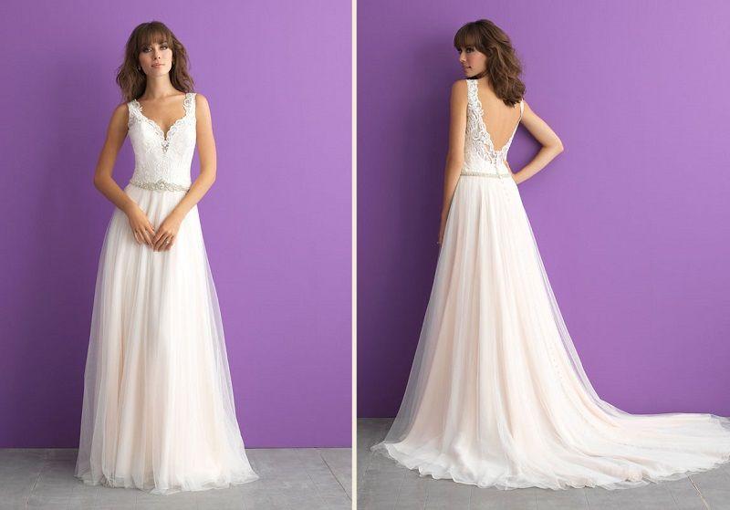 Vestido de Noiva // IN-437N