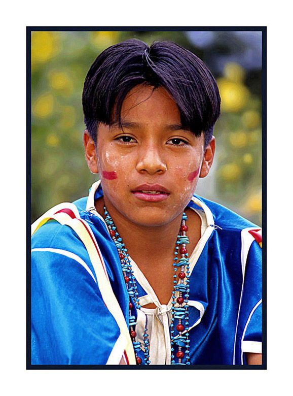 Hot Native American Indian Men  Native American Boy By -2508