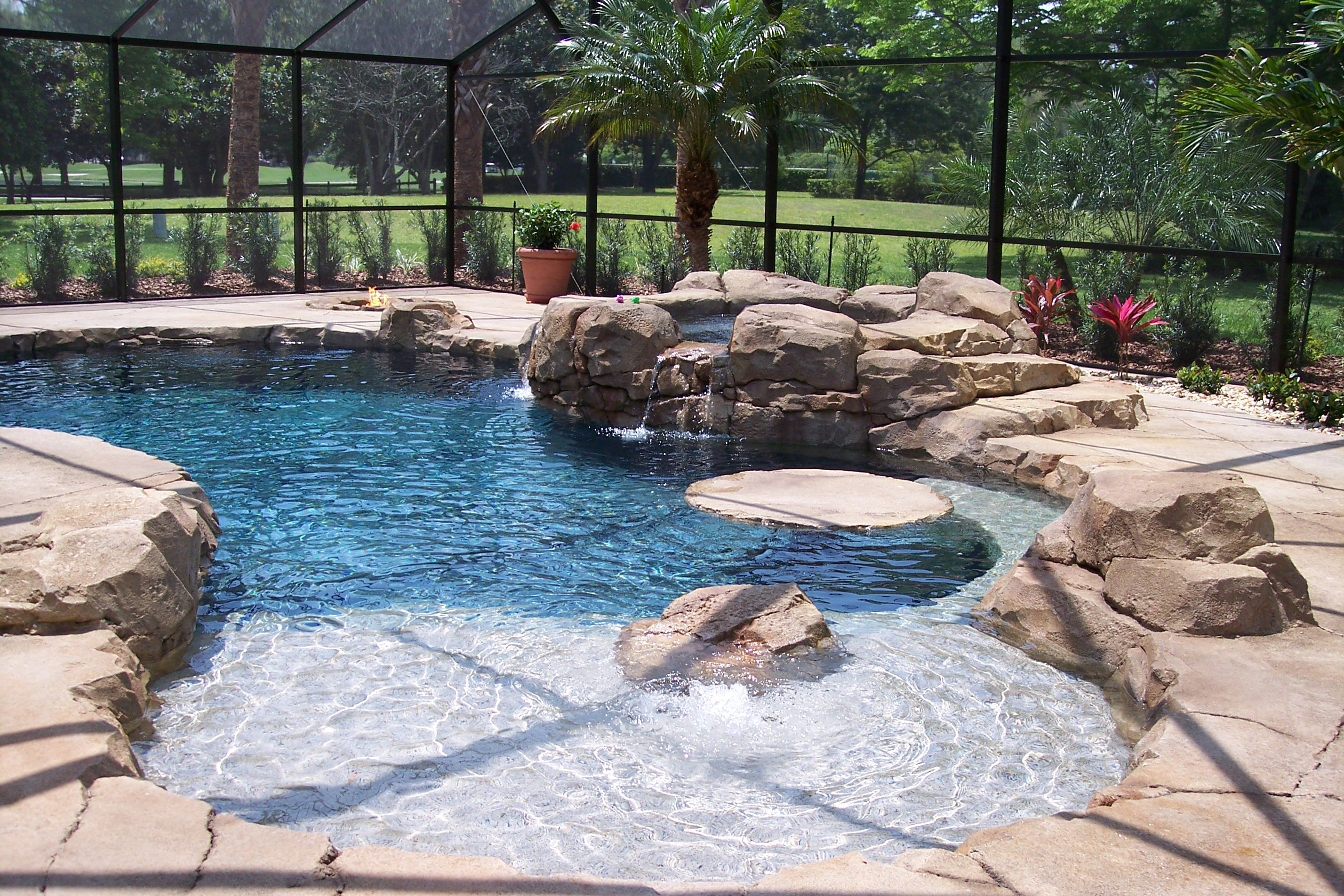 lagoon pool designs lagoon choosing the right interior pool finish can make the pool - Lagoon Swimming Pool Designs