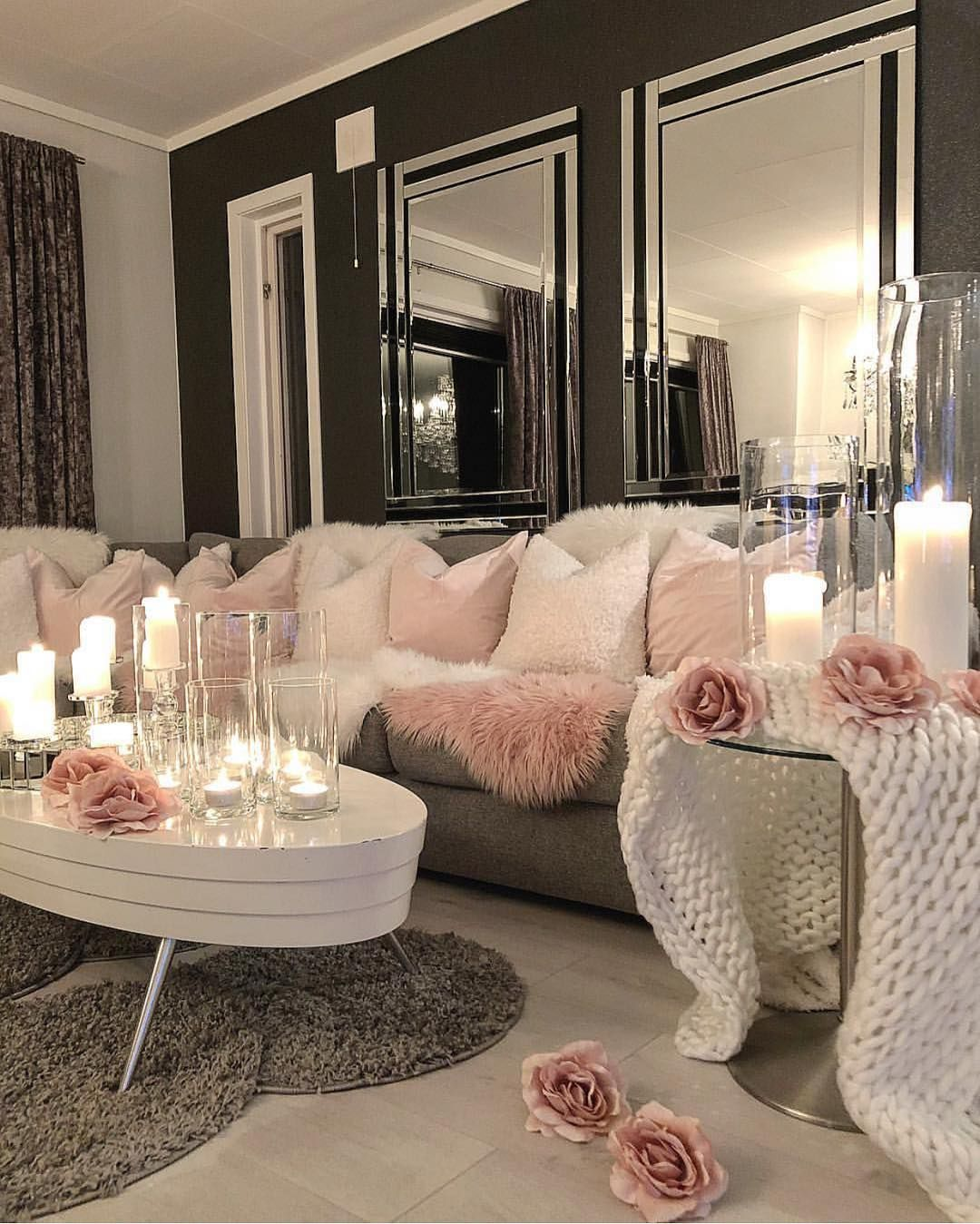 home decor inspiration on instagram how beautiful and on beautiful modern black white living room inspired id=55674