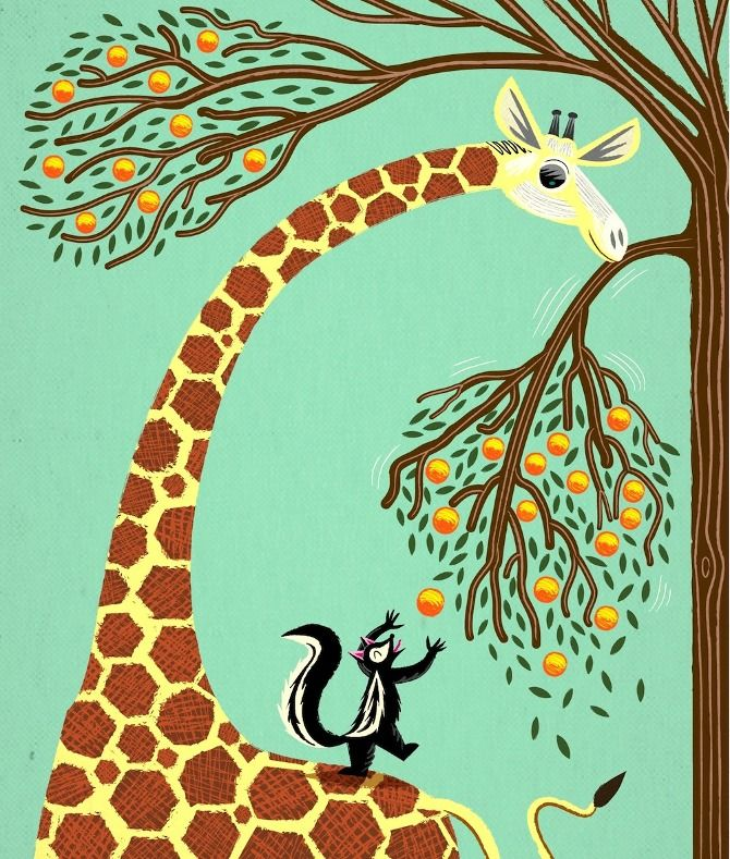 animal duos 2 * iota illustration