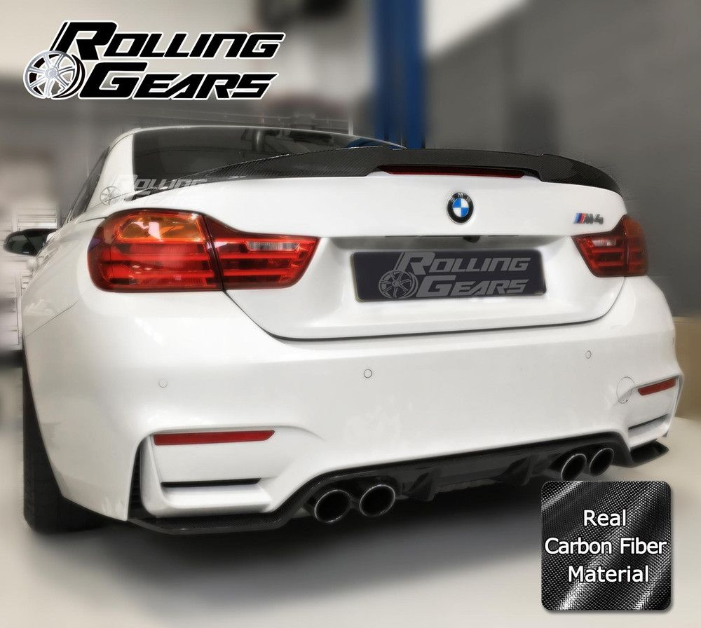 BMW F83 M4 2D Convertible M Performance Type Rear Trunk