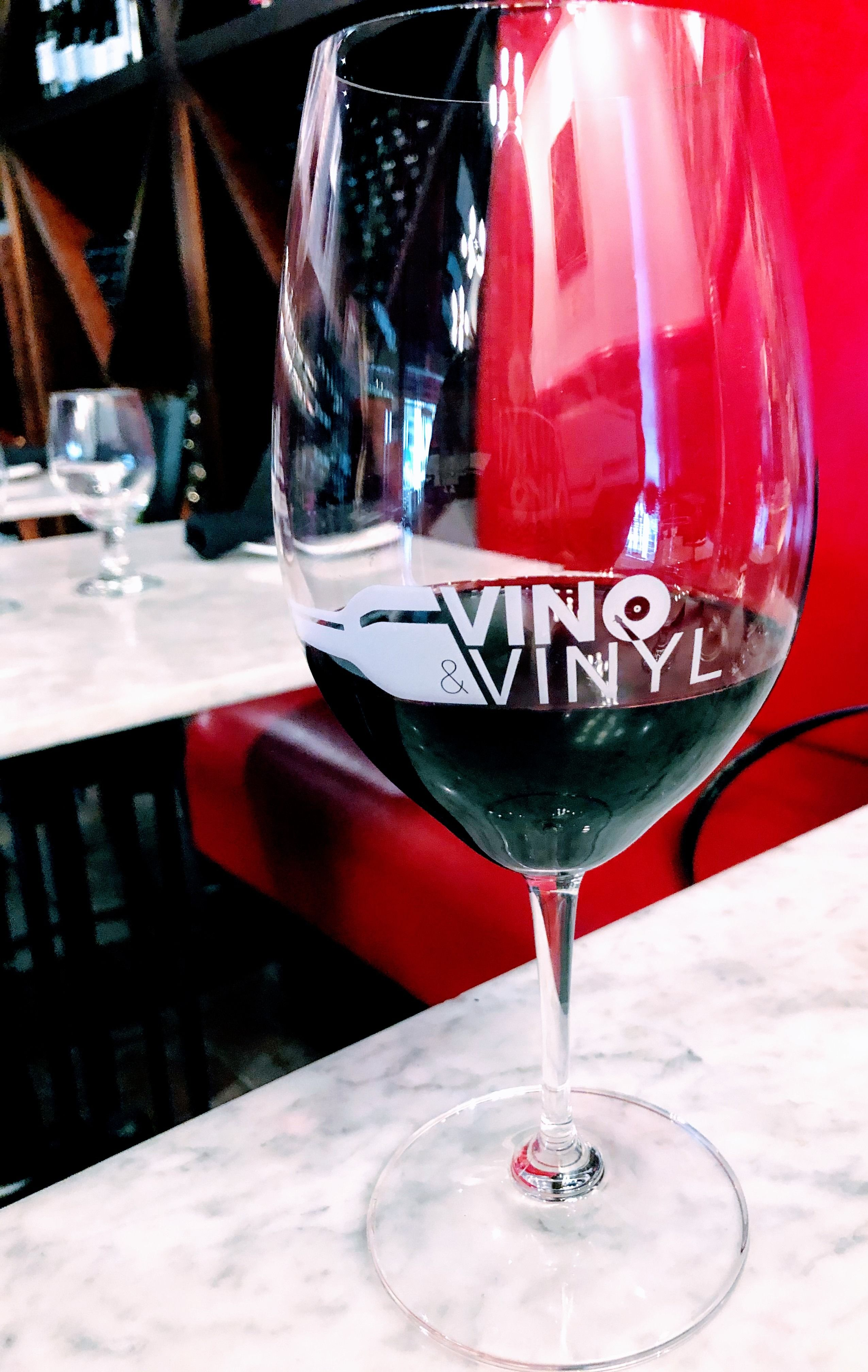 Vino Vinyl Food Club Houston Eats Vino
