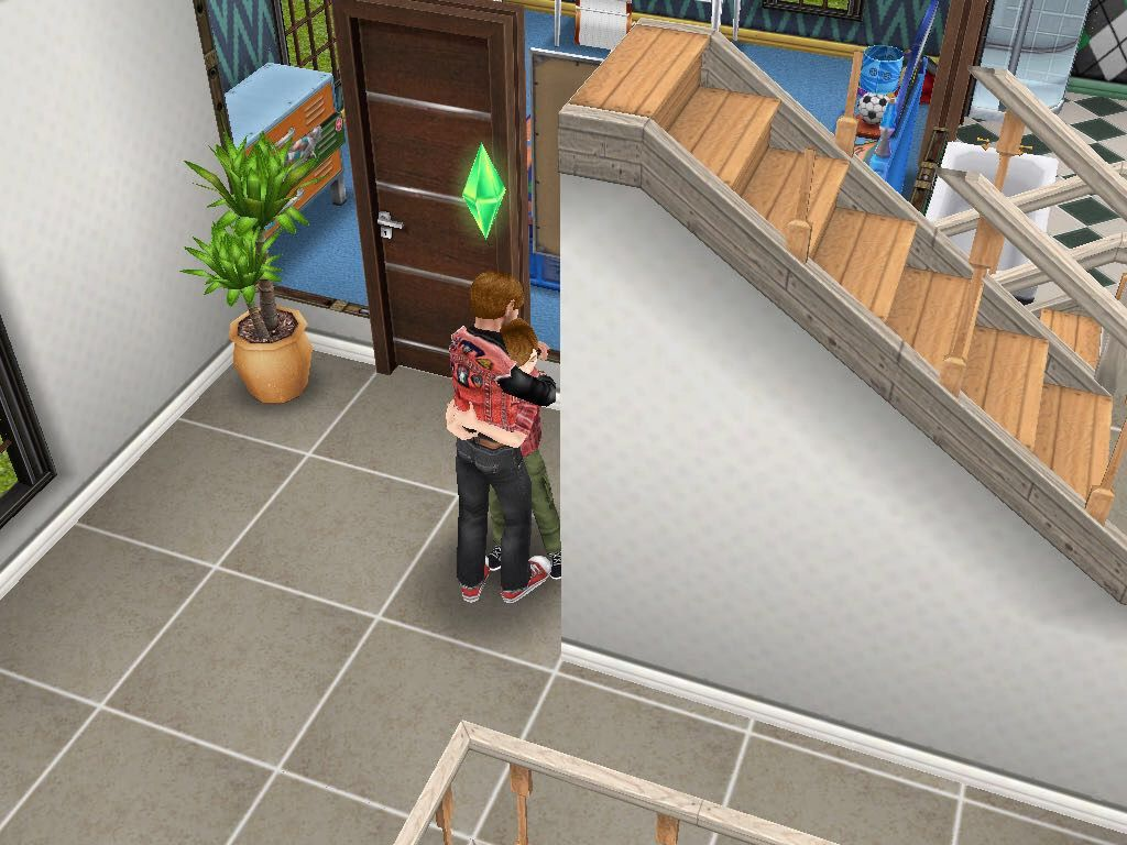 Father And Son Father And Son Flooring Sims
