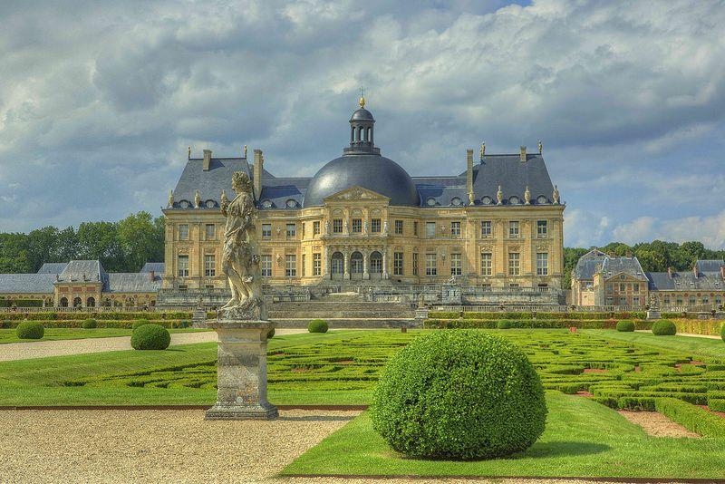 Chateau Vaux de Vicomte