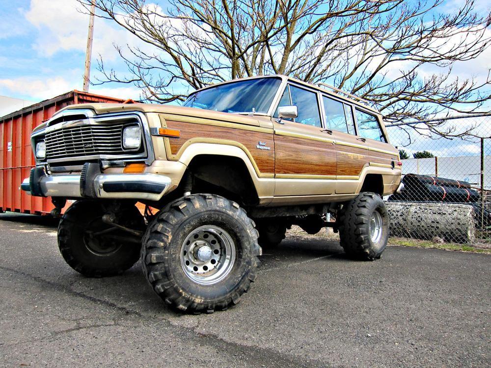Grand Wagoneer 4x4