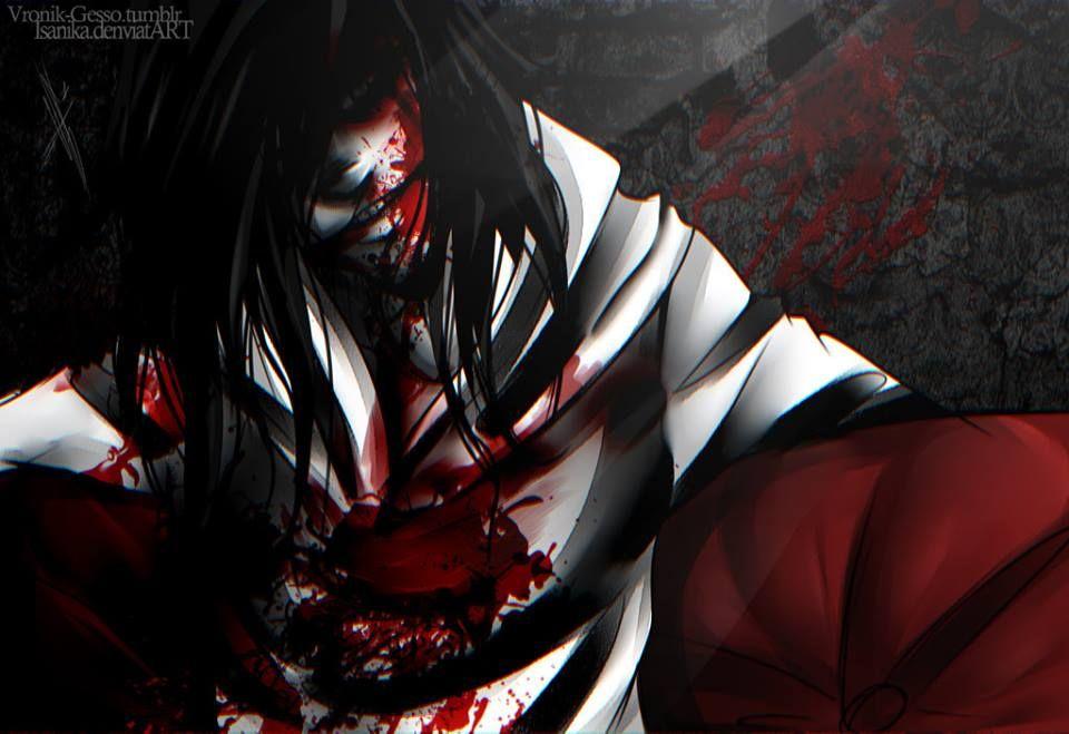 Jeff the killer~ creepypasta