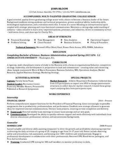 Entry Level Customer Representative Resume Sample Resume Template Word Entry Level Resume Resume Template