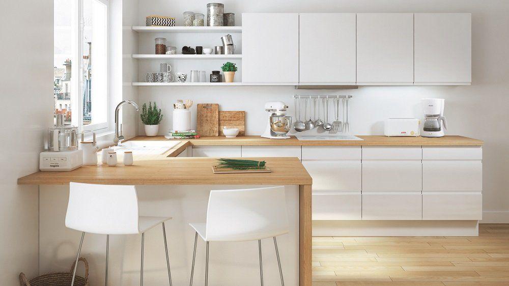 But  découvrez en images les nouvelles cuisines 2016 in 2018 - Cuisine Ouverte Sur Salle A Manger Et Salon
