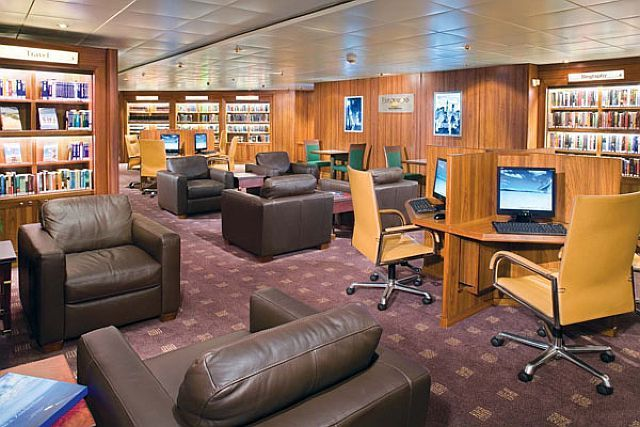 Modern Internet Cafe Design Layout Library And Internet Cafe