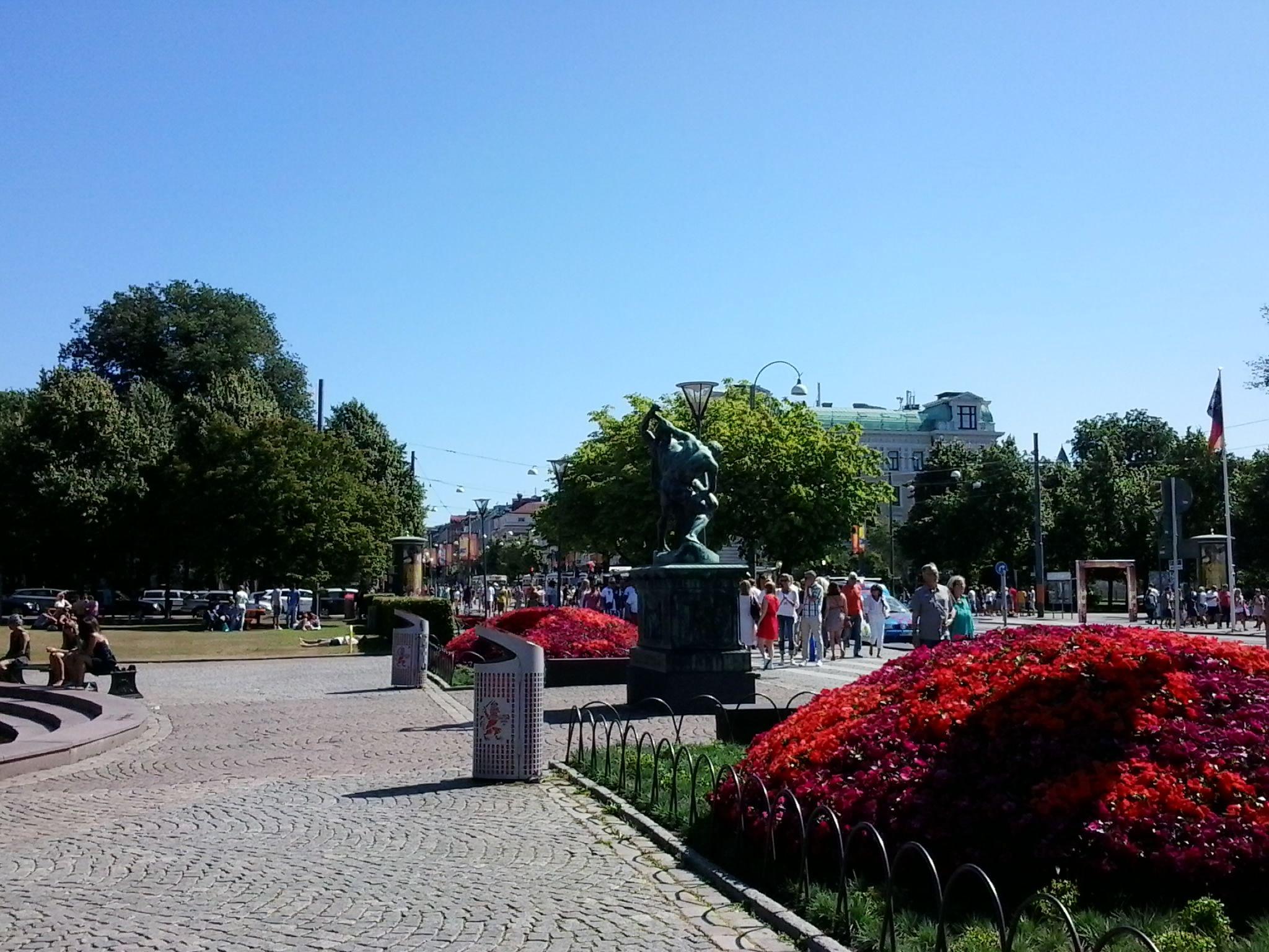 #Göteborg #Cetrum